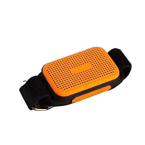 Best Bargain Wuty Wireless Bluetooth Speaker 3D Surround Large Volume Speaker Wireless Portable Over...