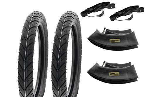 Ost2rad 2X Set Racing Reifen für Simson S50 S51 PneuRubber 2,75-16 150km/h Reinforced