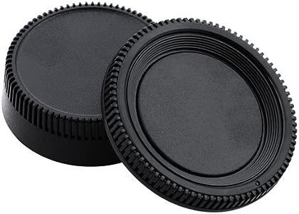 DWL   Rear Lens Cap Camera Body Cap For Nikon DSLR And SLR Cameras Len...