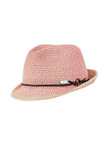 CHILLOUTS Damen Hut Rimini Hat rosa S/M (56-57)