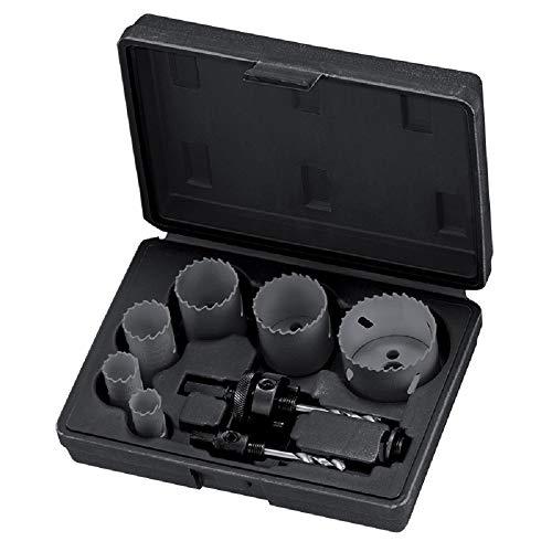 Surtido en maletín de sierras a taza Fervi 0278/008S - Kit