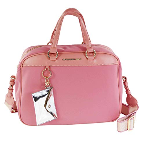 Mandarina Duck Bijou Bowling Bag MKT03 Hot Pink