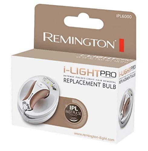 Remington IPL6250 Haarentfernungsgerät i-Light Essential, dauerhafte Haarentfernung mit lichtbasierter IPL ProPulse-Technologie, 150.000 Lichtimpulse, weiß/schwarz