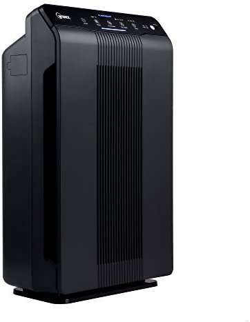 Winix 5500-2 Air Purifier with True HEPA, PlasmaWave and Odor Reducing Washable AOC(TM) Carbon Filter by Winix