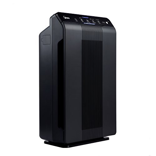 New Winix 5500-2 Air Purifier with True HEPA, PlasmaWave and Odor Reducing Washable AOC(TM) Carbon F...