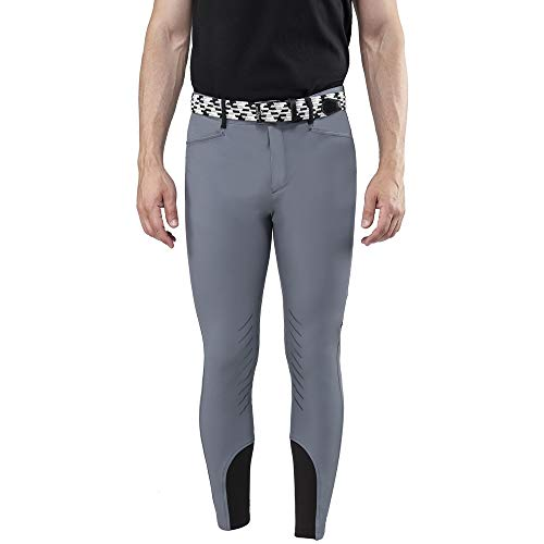 Equiline - Reitsport-Bekleidung für Herren in Stonegrey, Größe 52