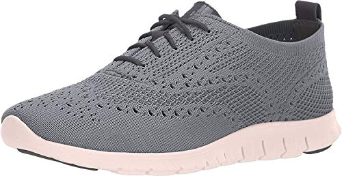 Cole Haan Women's Stitchlite Oxford, Ironstone, 10 B US