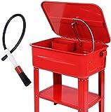 Bañera de lavado para taller – Capacidad 80 l, con...