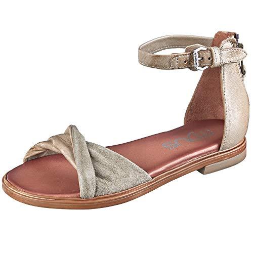 Mjus Sandale in braun/Khaki mj-M05012