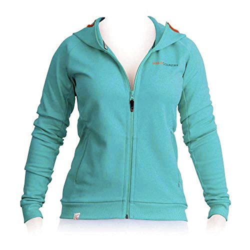 Wildcountry Flow Hoodie Woman Tropical Taille 46/40