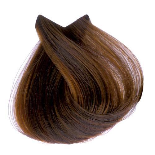 Tahe- Blumin Urban - Haarfärbemittel, Lichteffekt-Farbstoff mit Arganöl, Leinen und Jojoba, Nummer 7.46 , Mittelblond Rot