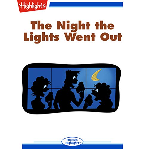 The Night the Lights Went Out copertina