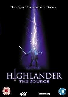 Highlander: The Source [2007] [DVD] [Reino Unido]