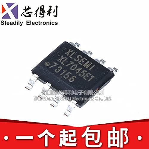 10PCS XL7045 SOP-8 Brand New Original XL7045E1 Buck-Down DC Power Converter