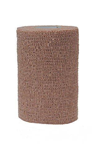 Andover Co-Flex Latex Cohesive Flexible Bandage - 2 x 5 yds. - Model 3200TN-036 - Box of 36 by Andover