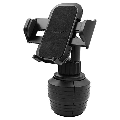 Cup Holder Phone Mount, Macally [Upgraded] Cell Phone Cup Holder for Car...
