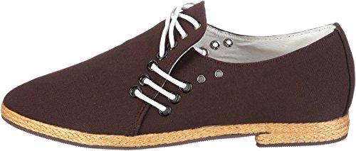 Nat-2 N2SOPHbroW Chaussures Basses Brown Side - Marron - Brown Side,