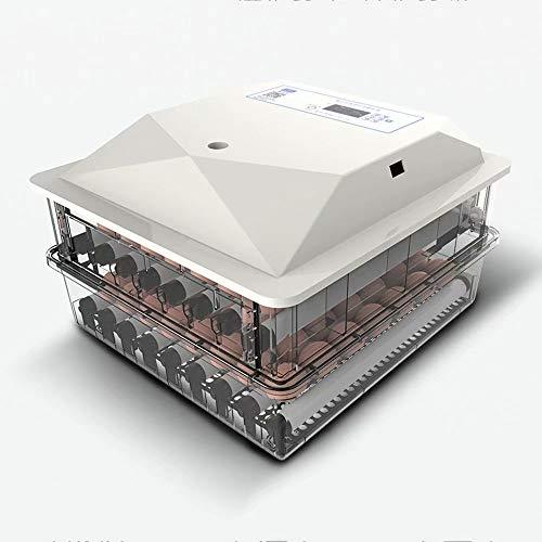 LP-LLL Automatischer digitaler Eierinkubator 56-104 mit Eierablagen, Temperatur-Feuchtigkeits-Kontrolle und automatisch drehendem Geflügelfänger für kleine Geflügel-Ovulatoren