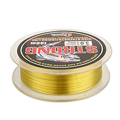 Handfly Fishing Line, Fluorocarbon Nylon Fishing Line by Handfly