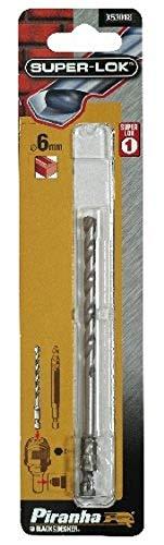 Piranha Super-Lok Masonry Hex Shank, 6 x 127 mm