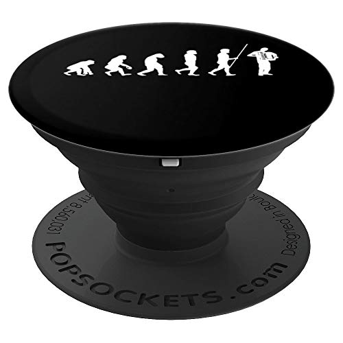 Evolution accordion musical instrument gift PopSockets Grip and Stand for Phones and Tablets