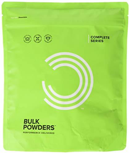 BULK POWDERS Complete Greens Pulver, Grüne Superfoods, Pfirsich und Mango, 500 g