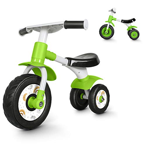 besrey Bicicletta Senza Pedali,Bici Senza Pedali per Bambini da 1 Anno a 2 Anni (10-24...