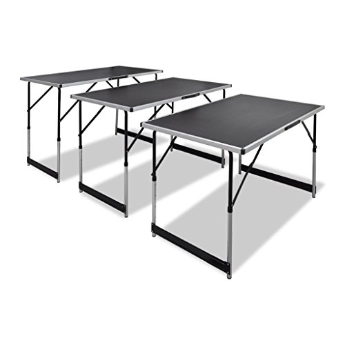 Anself Foldable Pasting Table Set