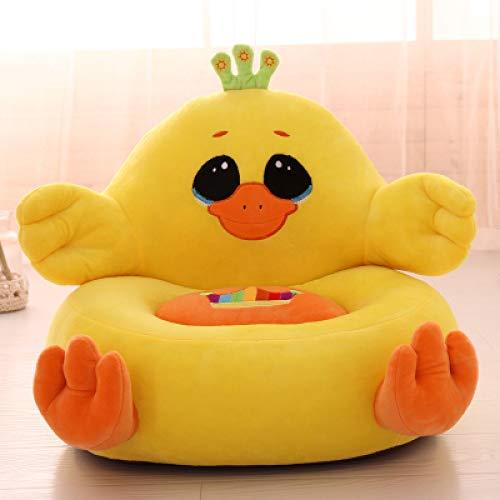 Mini Kinderstuhl Armchair Comfy Baby Kindersitz PP Baumwolle Abnehmbarer Waschbarer Bezug,Gingerchick