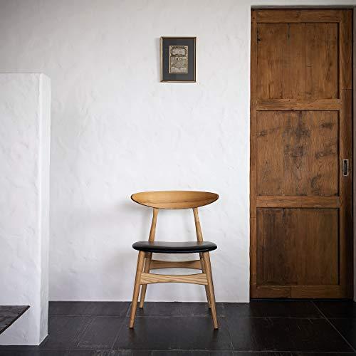 ダイニングチェアデザインチェアリプロダクト北欧アッシュ無垢デザイナーズ家具NC33N-PUBK