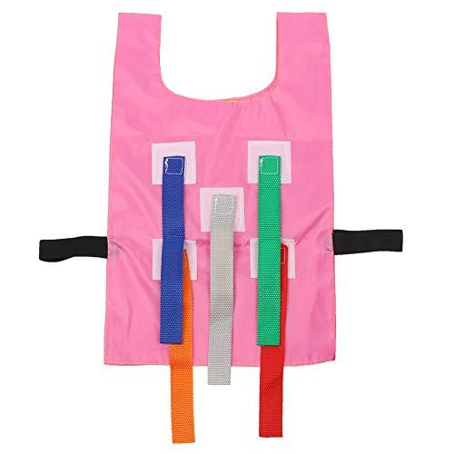 Outdoor Catch Tail Kindergarten Sport Game Vest (The color of strip is random)