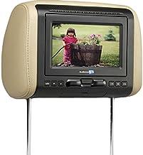 """Audiovox AVXMTGHR1DA 7"""" Digital LED Back-Lit Headrest Monitor with Built-In DVD Player"""