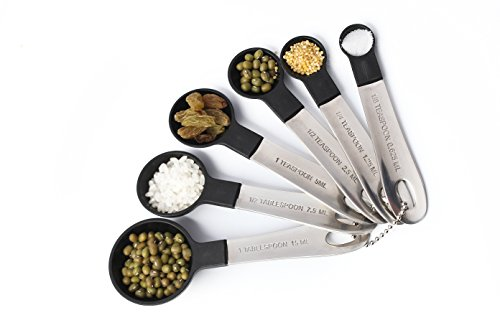Measuring Spoon Set, Set of 6