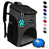 PetAmi Premium Pet Carrier Backpack for Small Cats and Dogs...