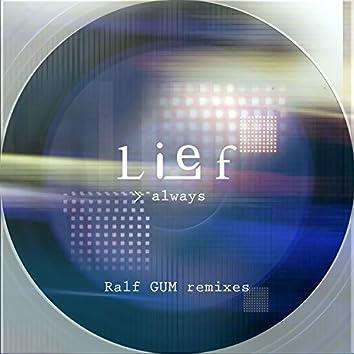 Always (Ralf GUM Remixes)