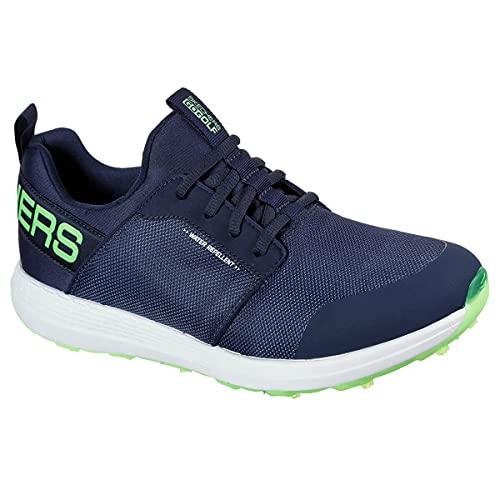 Skechers Zapatillas de golf GO Max para hombre, Verde lima, 47 EU