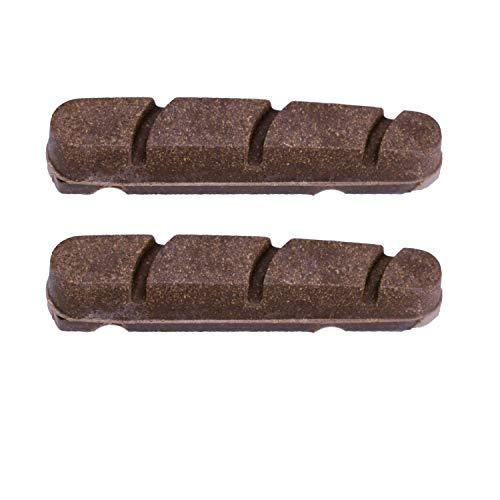 VeloChampion Shimano-Bremsschuheinsätze - FÜR CARBONFELGEN - Passend für Dura Ace, Ultegra, 105 Brake Pad Inserts