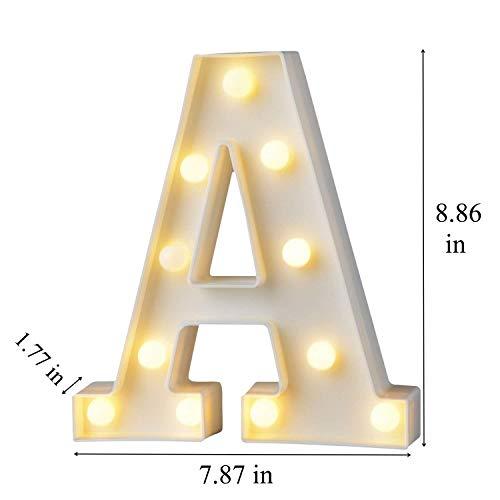 LED Leuchtbuchstaben - 2
