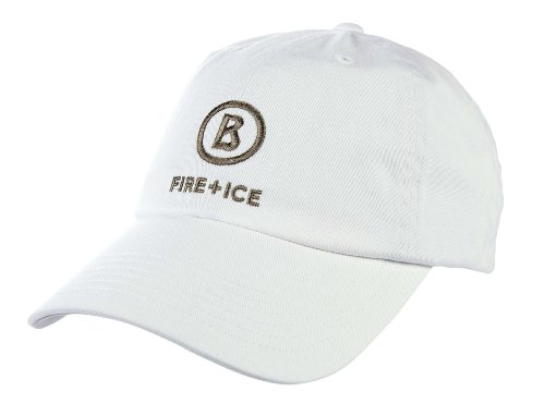 Bogner Fire Ice-Cuffia da Uomo, (031) Zeno, M, Colore: Bianco