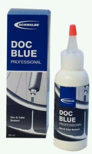 Schwalbe 3710 Pannenschutzgel \'Doc Blue\' 60ml, Flasche, 3710 Professional (60 ml Flasche)