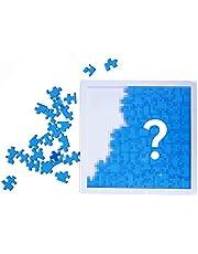 Jigsaw Puzzle Level 10 Brain Burning Hell Niveau van Moeilijkheidsgraad Puzzels Hersenen Onregelmatige Vorm Transparante Plastic Challenge Intelligence Toys voor Volwassenen Kinderen