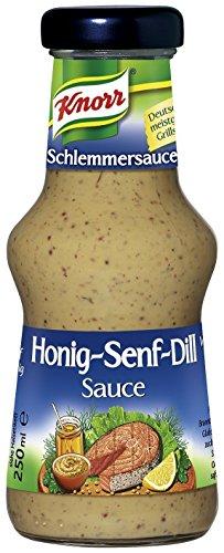 Knorr Schlemmersauce Honig-Senf-Dill 250 ml