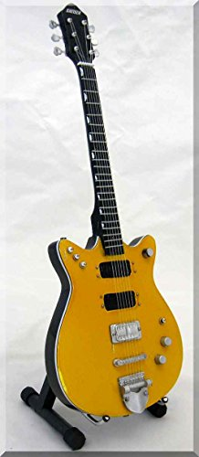 Malcolm Young Guitarra en Miniatura Jet Firebird AC/DC