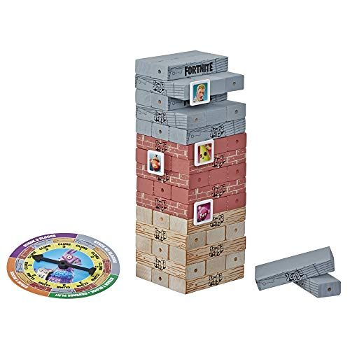 Hasbro Gaming Jenga: Fortnite Edition Game $9.94 (50% Off)