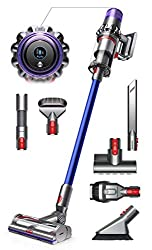 2x the suction power of any cordless vacuum High Torque cleaner head intuitively adapts to any floor type in Auto mode The Integrated LCD screen displays an active countdown timer and the machines performance in real time The Digital motor inside the...