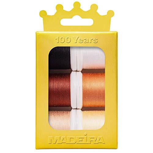 Great Price! Madeira Anniversary Crown Box Cotona 30 Embroidery Thread
