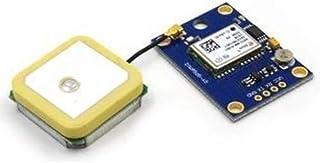 Unique India GY-NEO6MV2 Flight Controller NEO-6M APM 2.5 GPS Module for Arduino EEPROM