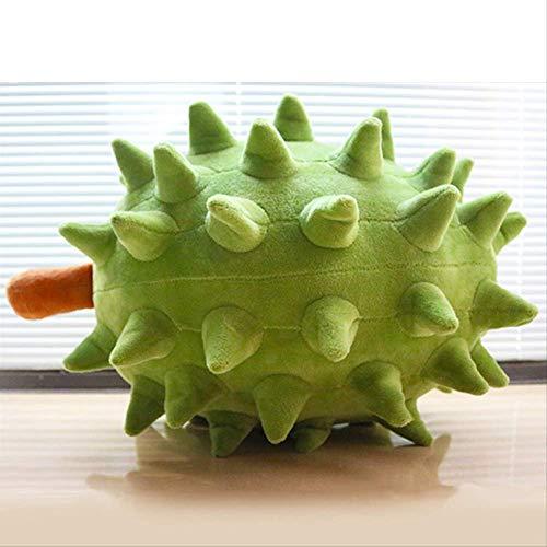 N/A Pluche Speelgoed Simulatie Durian Kussen Pop Pop Grappig Stuur Vriend Verjaardagscadeau