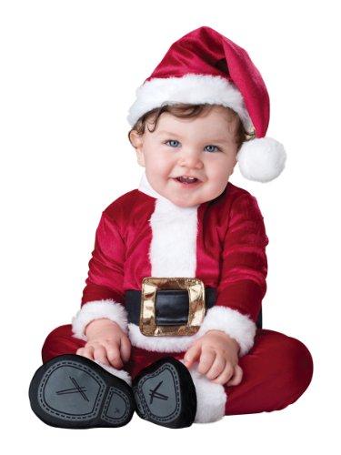 Costume de qualité pour bébé - Noël - Petit papa noël