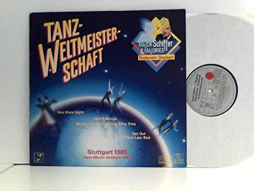 Bundeswehr Showband – Tanzweltmeisterschaft 1985